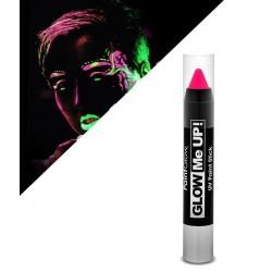 Crayon de Maquillage Rose Phosphorescent - Paint Glow