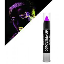 Crayon de Maquillage Violet Phosphorescent - Paint Glow