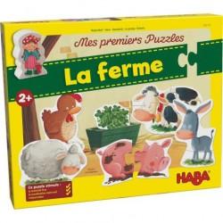 Mes Premiers Puzzles La Ferme - Haba