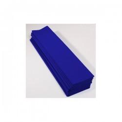 Feuille de Papier Crépon 60pourcent Bleu France