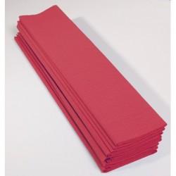 Feuille de Papier Crépon 60pourcent Rose Saumon
